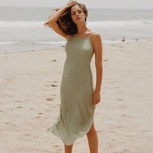 NWT Christy Dawn Orchid Dress Large